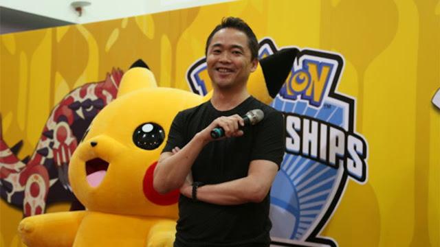 Conheça Junichi Masuda, um dos fundadores da desenvolvedora Game Freak