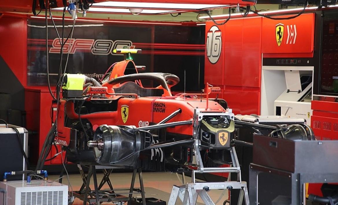 F1 Gear Box System cost 2020