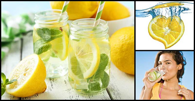 Lemon Water Is A Healthy Drink We Should Consider