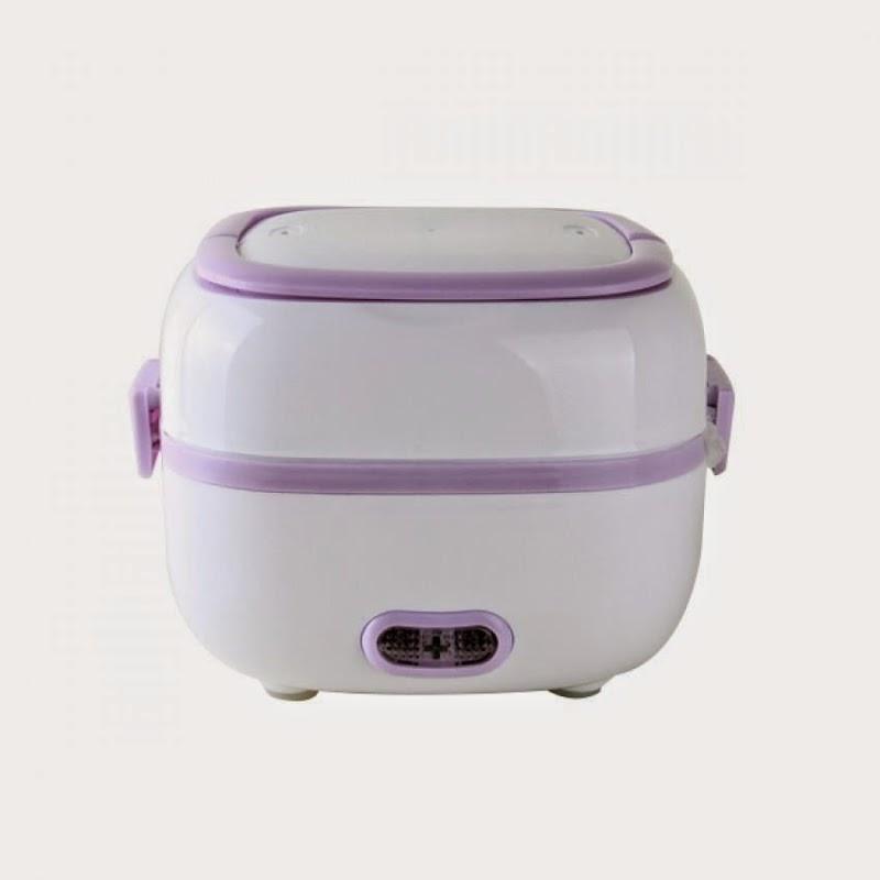 Mudahnya Memasak Dimana Sahaja Dengan Multifunctional Mini Electric Cooker / Steamer