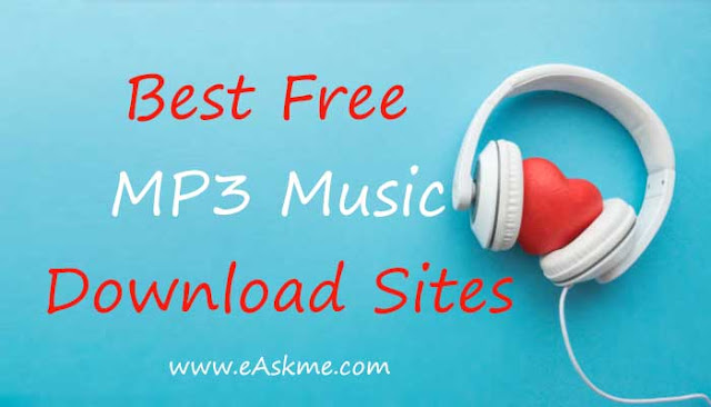 19 Best Free MP3 Music Download Sites: eAskme
