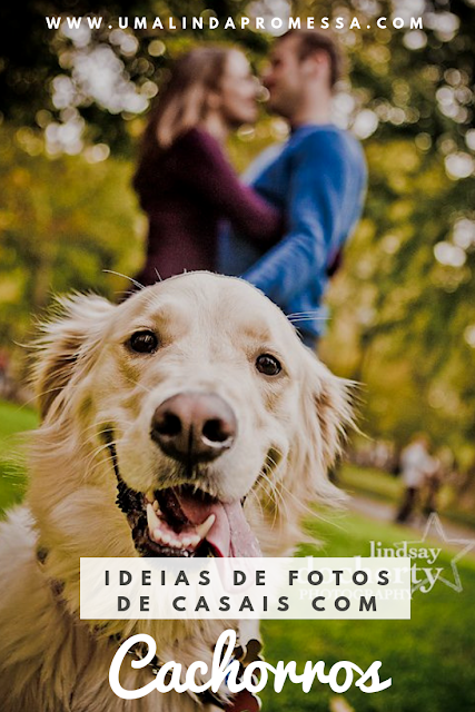ideias de fotos de casal com  cachorro
