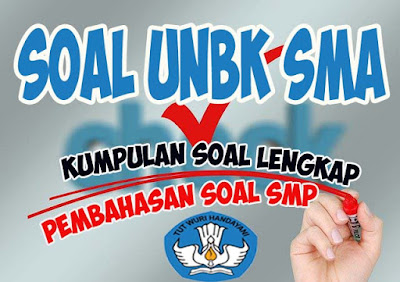 Soal UNBK Bahasa Indonesia SMK dan Pembahasannya