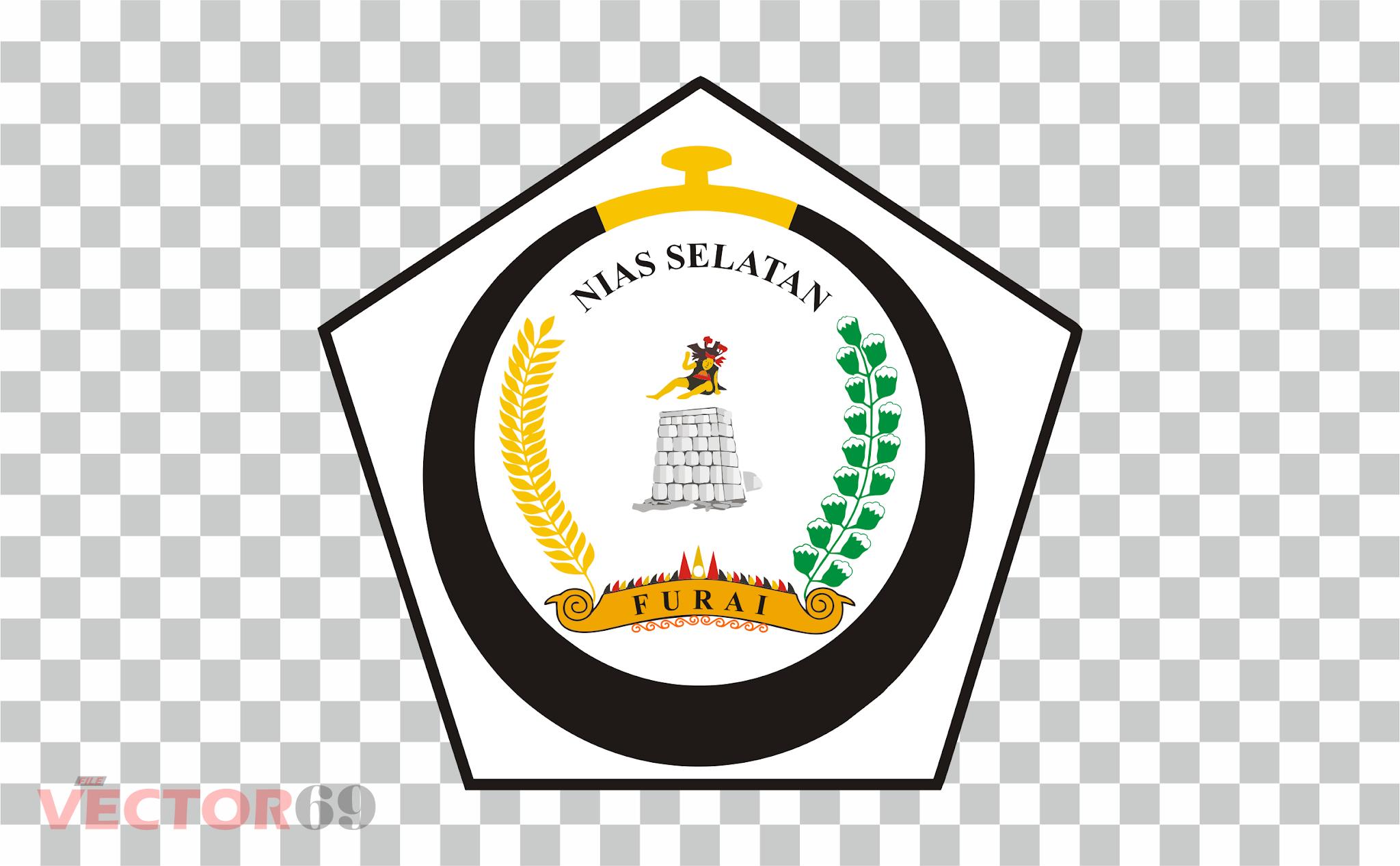 Kabupaten Nias Selatan Logo - Download Vector File PNG (Portable Network Graphics)
