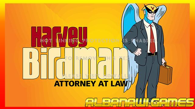 تحميل لعبة Harvey Birdman – Attorney at Law لاجهزة psp ومحاكي ppssppمن الميديا فاير
