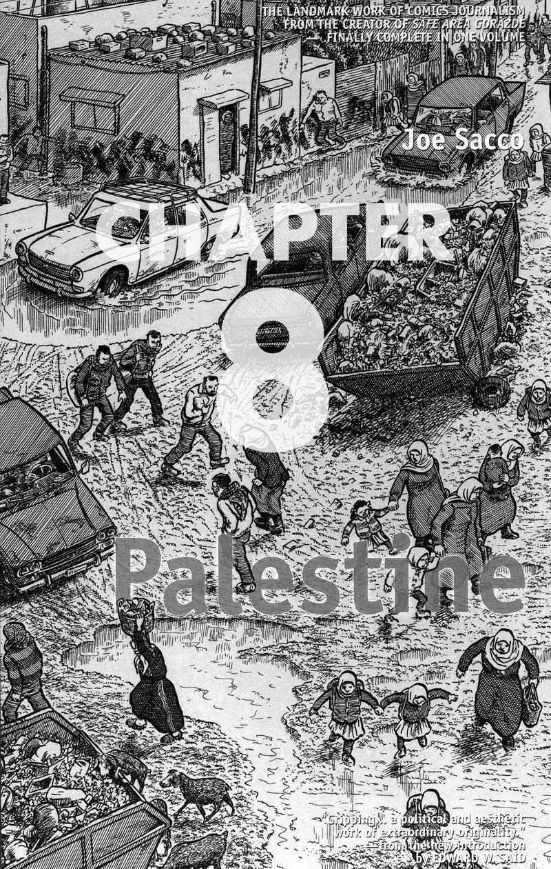 Read chapter 8 of Joe Sacco - Palestine online