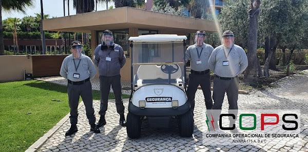 COPS é reconhecida pela DECO na prestação de serviços de segurança ao consumidor e em condomínios