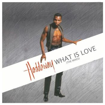 CD CD What Is Love (The Mixes) – Haddaway (2013)