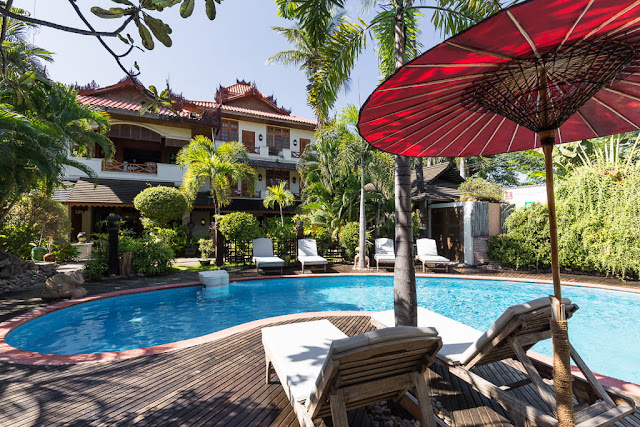 Piscina Hotel by the Red Canal, Mandalay