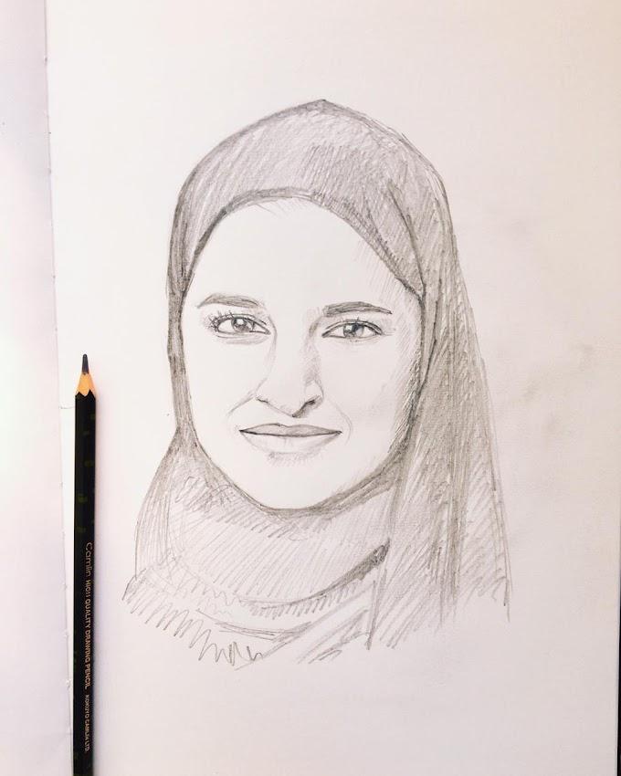 Portrait of Sarah Amiri in 25 minutes
