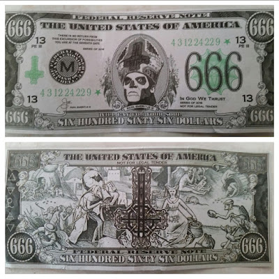666 dollars