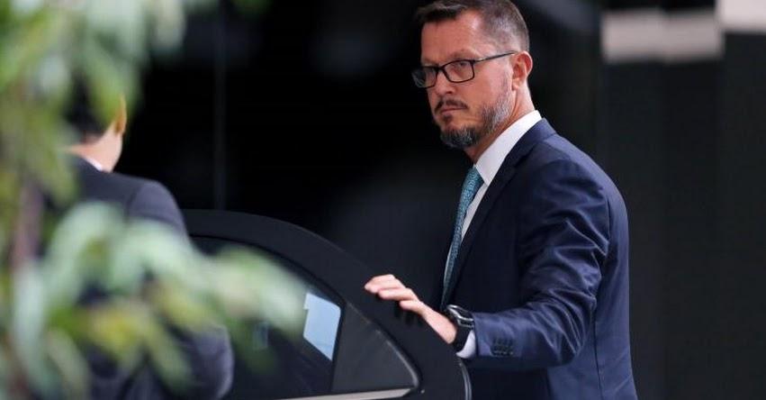 ODEBRECHT: Jorge Barata declara hoy a fiscales sobre codinomes empleados por la constructora para el presunto pago de coimas
