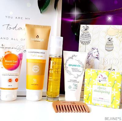 Biotyfull Box d'Avril 2020 : L'Éblouissante 100% Cheveux