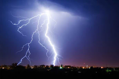 System For Predicting Thunderstorms