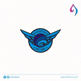 Desain Logo Futsal Diskominfo
