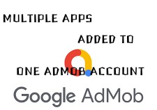 CAN I USE MULTIPLE APPS ATTACHED TO ONE ADMOB ACCOUNT TO PREVENT BANNING?