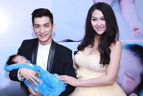 Phi Thanh Vân mua bảo hiểm 10 tỷ cho con trai