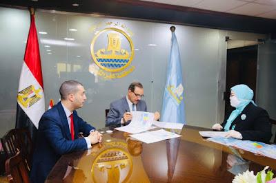 محافظ كفر الشيخ يشدد على العمل بالفترات المسائية بالمراكز التكنولوجية لتلقى طلبات التصالح و15 أغسطس نهاية الموعد