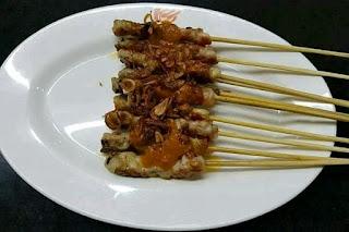 Resep Dan Cara Membuat Sate Taichan