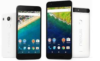 Smartphone Nexus 5P Dan 6P