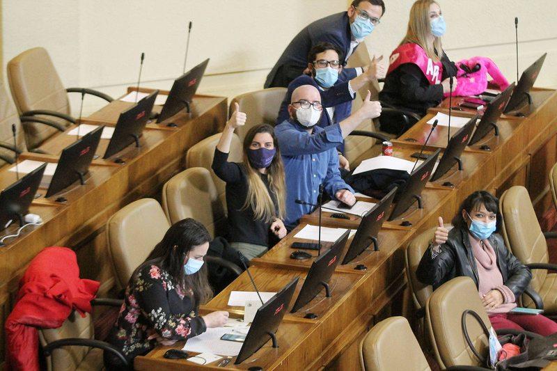 Cámara aprobó retención del 10% por deudas de pensión alimenticia