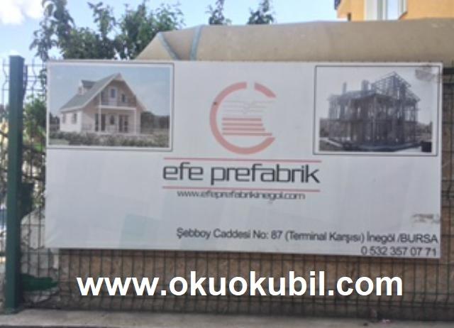 Başarıyı Yakalamanın Anahtarını Bulan İnsan  Efe Prefabrik İnegöl