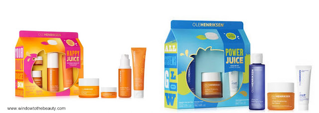 Olehenriksen Holiday 2020 Juice Sets