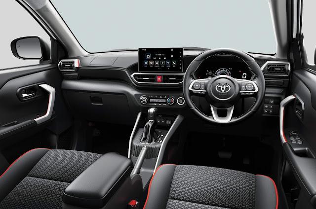 Toyota Raize: concorrente do T-Cross é lançado no Japão