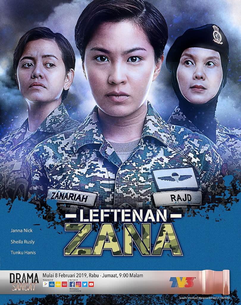 Leftenan Zana