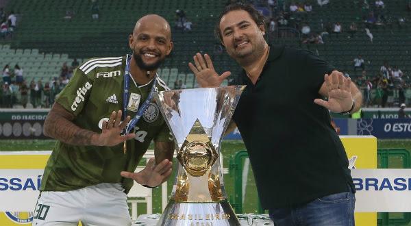 8551d20e42 LANCE! Espresso ⚽ Felipe Melo no Flamengo  por que seria um bom negócio  para o Palmeiras