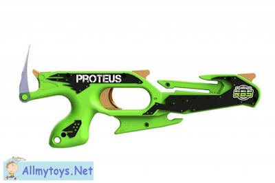 Super Impulse RBS Rubberband Toy Gun 1