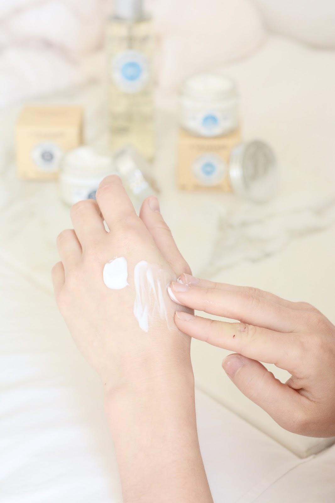 L'Occitane Shea Light Comforting Cream Review Photos