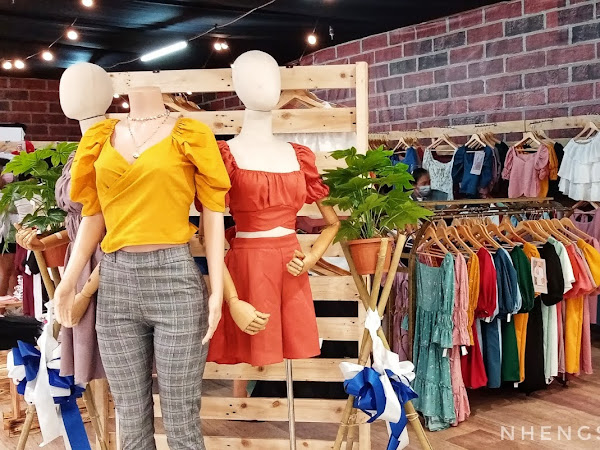 Taytay Tiangge Pop-Up Store at SM Cherry Antipolo!
