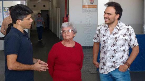 professora aposentada cursar 70 anos direito