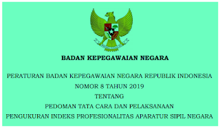 Pengukuran Indeks Profesionalitas ASN