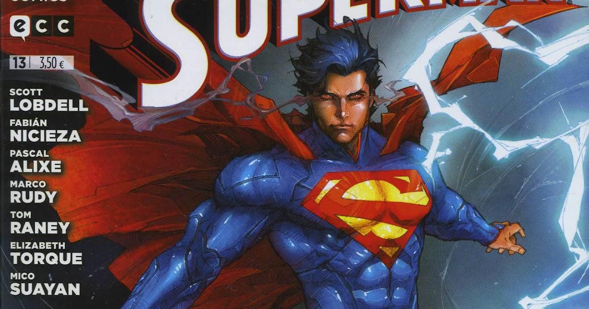 Galicia Comic: Superman 13 (Superman Anual 1 Vol 3USA)