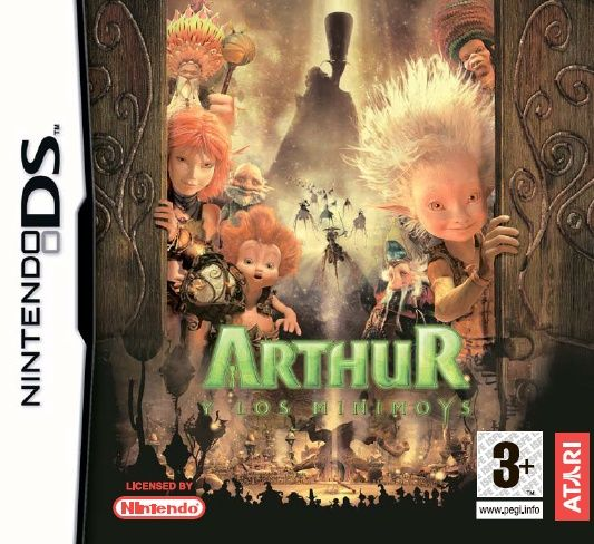Arthur y los Minimoys [NDS] [EUR] Español [MF]