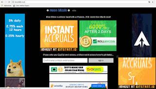 Fauce Moon Bitcoin