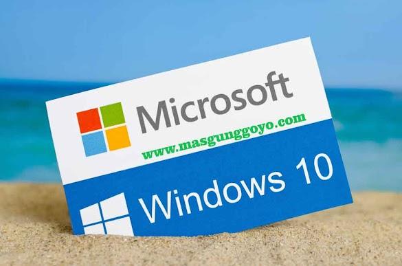 Cara Mengaktivasi Windows 10 Beserta Officenya Dengan Bantuan Tools