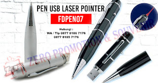Flashdisk Pulpen 3in1 - FDPEN07