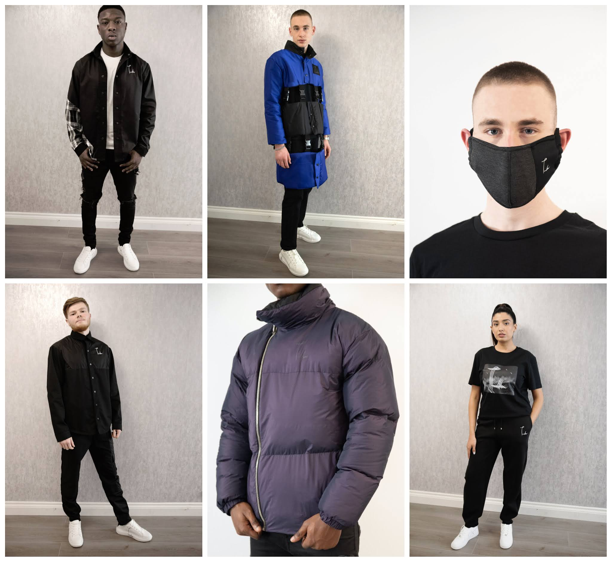 The New World luxury streetwear collection