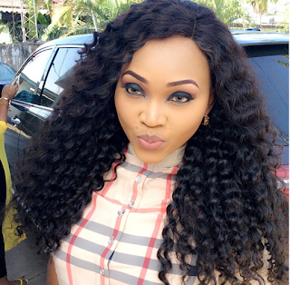 If your partner is annoying you too much, walk out of the marriage - Mercy Aigbe says