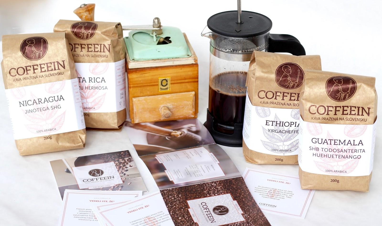 french kávovar, kava jednoducho