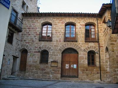 Cine, Beceite, Beseit, El Palau, El Palacio