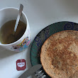 The Real Healthy Food: Tea boost with power oat pancake