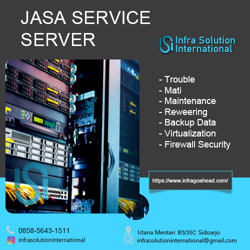 Service Server Tanjung Selor