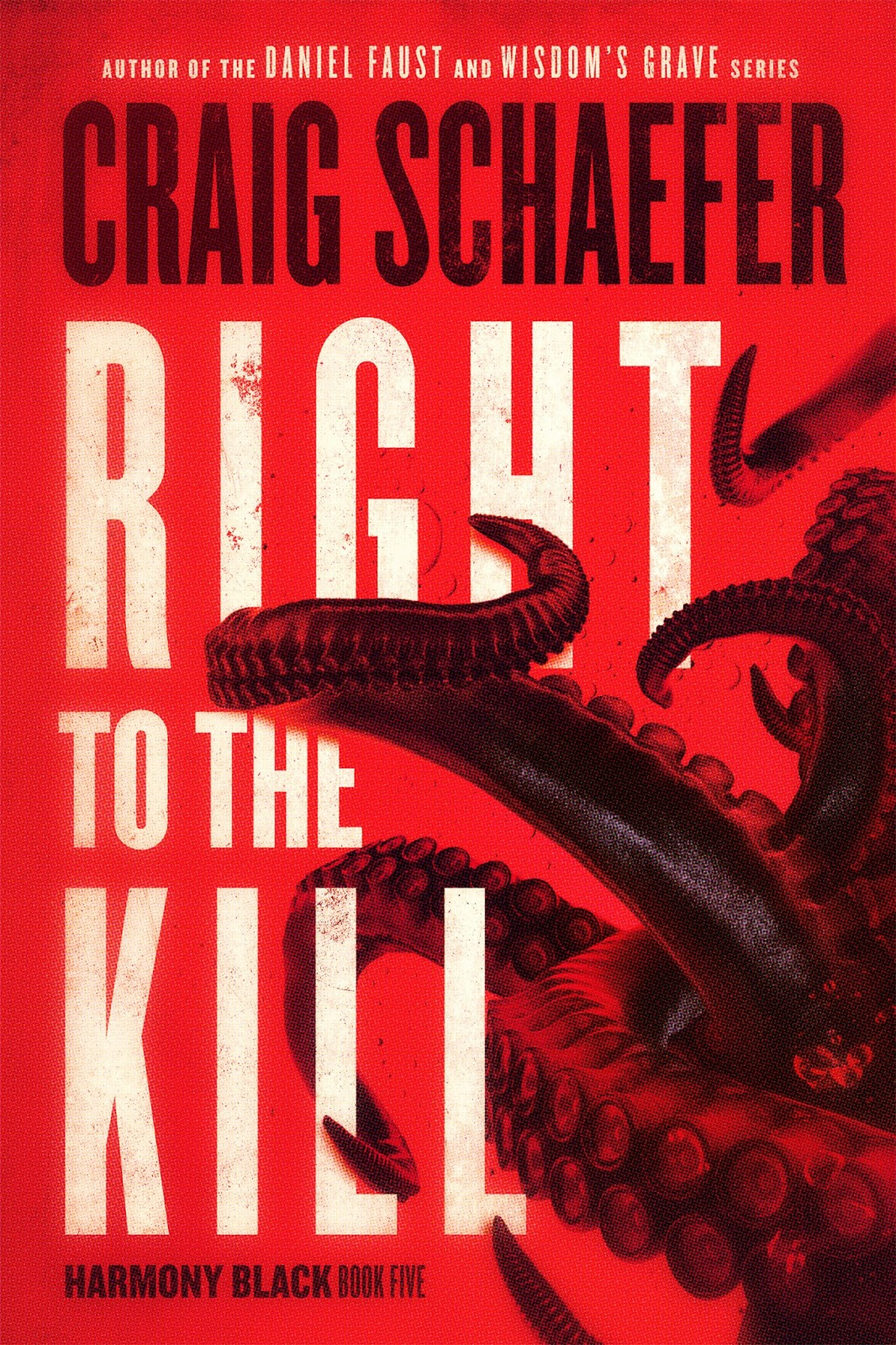 "Click Here To Order ""Right To The Kill "" by Craig Schaefer!!!"