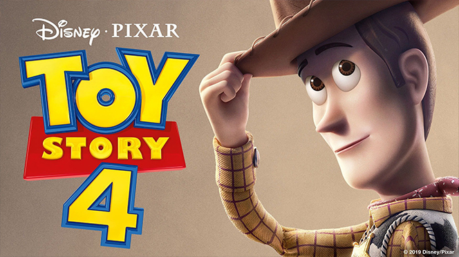 Toy Story 4 (2019) REMUX 1080p Latino-Ingles