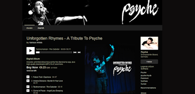 Unforgotten Rhymes - A Tribute To Psyche