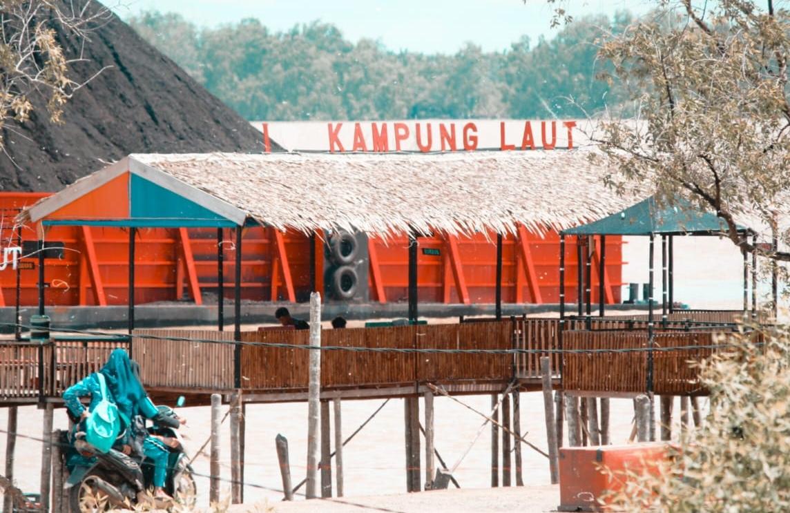 Sukseskan Tabligh Akbar di Kuala Jambi, Om Cafe Kampung Laut Turut Berpastisipasi